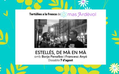 TERTÚLIES A LA FRESCA DE MAS ARDÈVOL